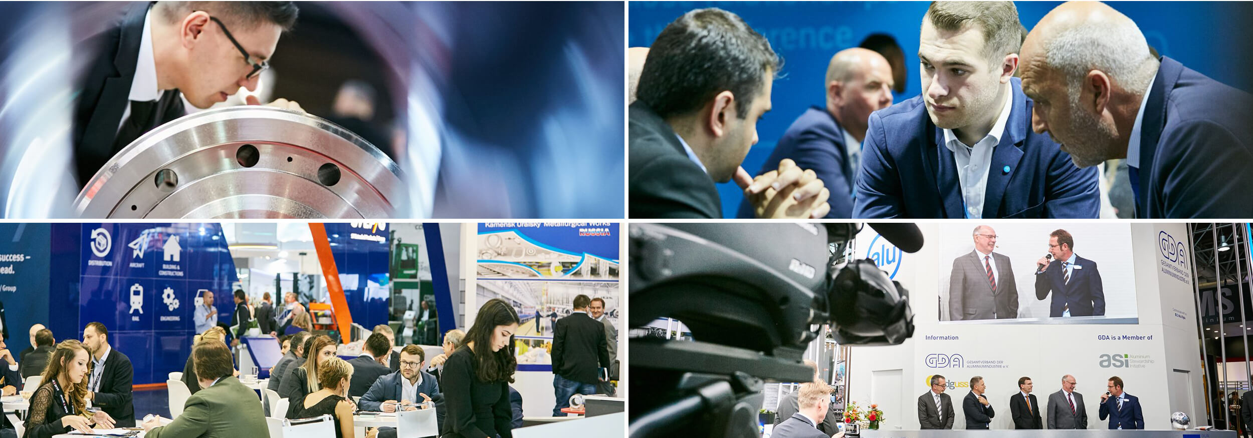 The World's Leading Trade Fair for Aluminium and its Application Industries