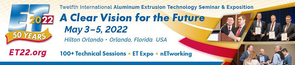 Twelfth International Aluminum Extrusion Technology Seminar