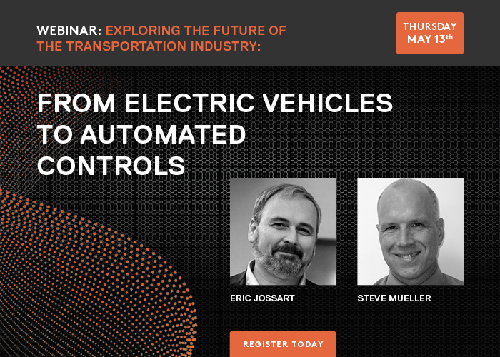 from electric vehicles to automated controls