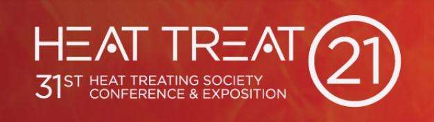 ASM Heat Treat 2021 Conference & Exhibition
